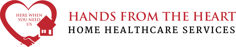 Hands From the Heart Home Healthcare Services Retina Logo